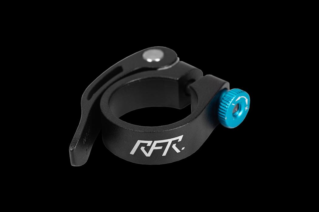 RFR Sattelklemme mit Schnellspanner 31.8 mm