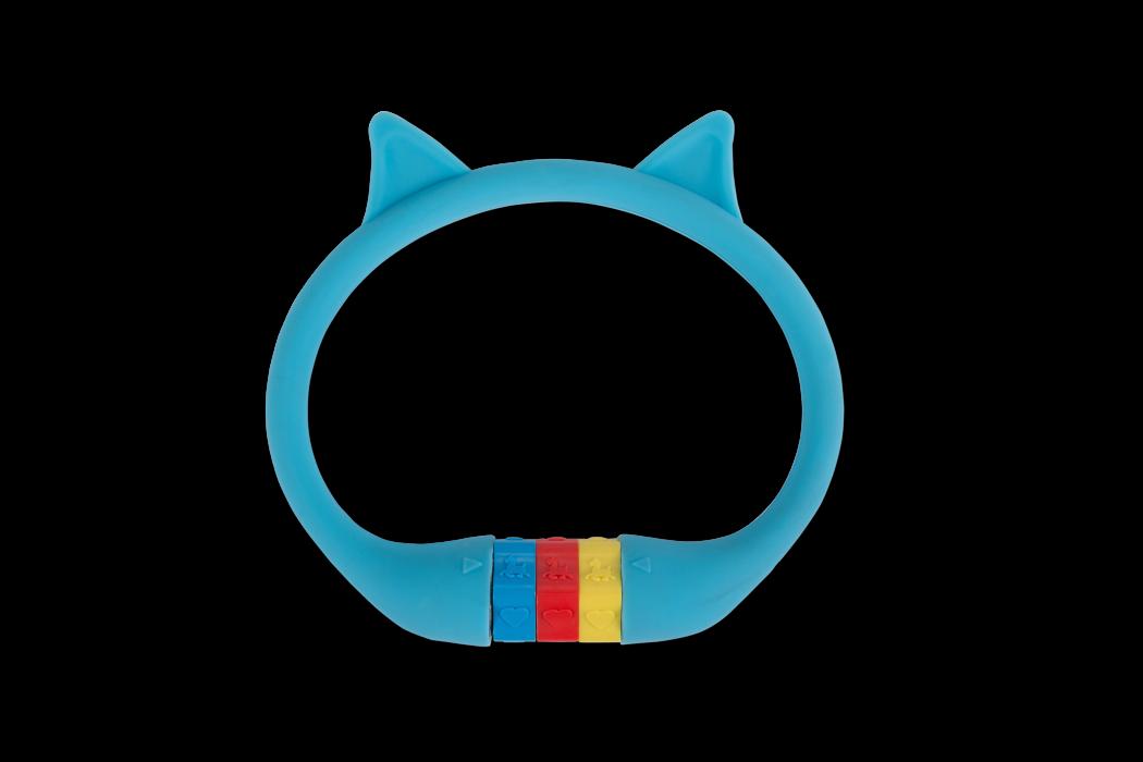 """RFR Zahlenkabelschloss HPS """"CAT"""" 10 x 350 mm"""